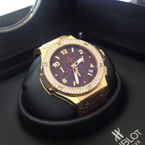 Hublot Big Bang 41 mm pre-owned Rose gold