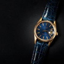 Rolex Oyster Perpetual Date Blue