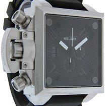 Welder Chronograph 46mm Quartz new K25 Black