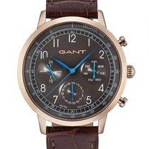 Gant Stahl 42mm Quarz W71204 neu