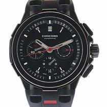 Concord Chronograph 43mm Automatic new C2 Black