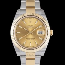 Rolex Yellow gold Automatic Datejust (Submodel)