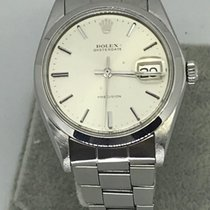 Rolex Oyster Date Precision ref:6694 Steel Silver Dial1969