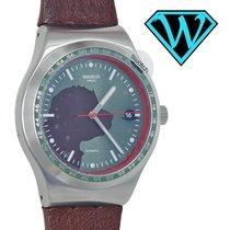 Swatch Stahl Automatik 42mm neu