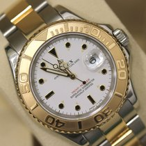 Rolex Yacht-Master 40 Gold/Steel 40mm No numerals United Kingdom, London