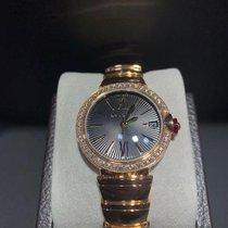 Bulgari Lucea new 33mm Rose gold