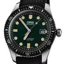 Oris 01 733 7720 4057-07 4 21 18 Steel 2020 Divers Sixty Five 42mm new