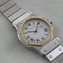 Cartier Gold/Stahl 30mm Automatik 296658746 gebraucht Deutschland, Buxtehude