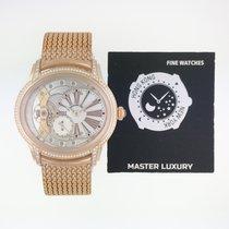 Audemars Piguet Millenary Ladies Rose gold 39.5mm Mother of pearl Roman numerals