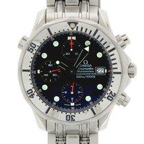 Omega Seamaster Diver 300 M 25988000 2002 pre-owned