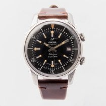 Enicar Steel Automatic Sherpa pre-owned