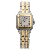 Cartier Panthère Steel 27mm Silver Roman numerals United States of America, Pennsylvania, Bala Cynwyd