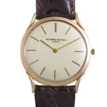 Vacheron Constantin Yellow gold 31mm Historiques pre-owned United States of America, Pennsylvania, Southampton