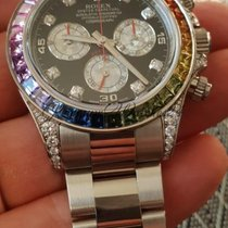 Rolex 116599RBOW Or blanc 2014 Daytona 40mm occasion