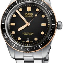 Oris Divers Sixty Five new 2019 Automatic Watch with original box and original papers 01 733 7707 4354-07 8 20 18