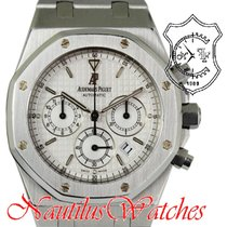 Audemars Piguet 25860ST Aço 2005 Royal Oak Chronograph 39mm usado