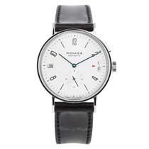 NOMOS Tangomat GMT Steel 40mm Silver