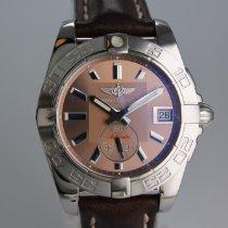 Breitling Galactic 36 Stahl 36mm Pink Keine Ziffern Deutschland, Nürnberg