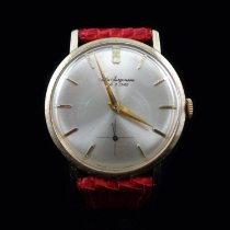 Jules Jürgensen Steel 32.5mm Manual winding pre-owned