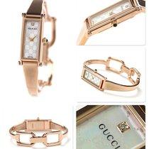 Gucci Ocel 30mm Quartz YA015560 nové