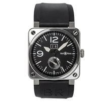 Bell & Ross BR 03-90 Grande Date et Reserve de Marche Steel 42mm Black United States of America, Minnesota, Minneapolis