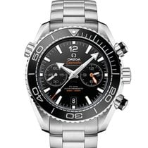 Omega Seamaster Planet Ocean Chronograph new 2019 Automatic Chronograph Watch with original box and original papers 215.30.46.51.01.001