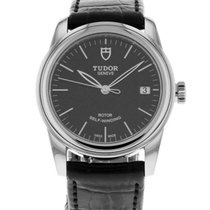 Tudor Glamour Date Steel 36mm Black United States of America, Florida, Sarasota