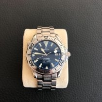 Omega Seamaster Diver 300 M 2255.80.00 2001 pre-owned