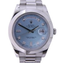 Rolex Day-Date II 218206 2014 pre-owned