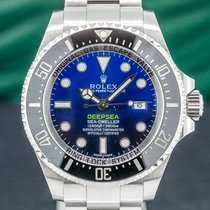 Rolex 116660 2014 Sea-Dweller Deepsea 43mm pre-owned United States of America, Massachusetts, Boston