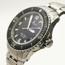 블랑팡 스틸 45mm 자동 5015-1130-71 중고시계