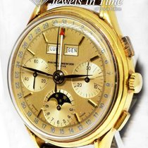 Baume & Mercier Yellow gold 35.5mm Manual winding 3902 pre-owned United States of America, Florida, 33431