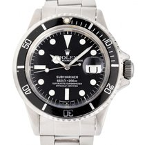 Rolex Submariner Date 1680 1978 usados