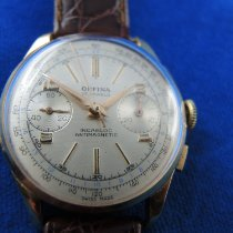 Orfina Yellow gold 33mm Manual winding pre-owned