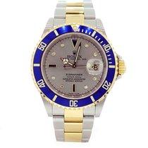 Rolex Submariner Date 16613 2000 подержанные