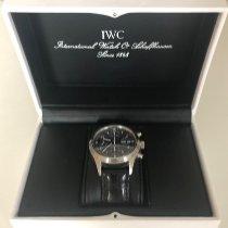 IWC Pilot Chronograph IW3706 2002 folosit