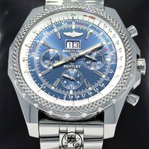 Breitling Bentley 6.75 Steel 49mm Blue United States of America, Florida, Boca Raton