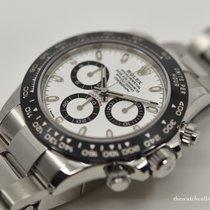 Rolex Weiß Daytona