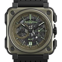 Bell & Ross BR-X1 BRX1-CE-TI-MIL 2020 new