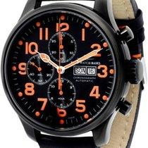 Zeno-Watch Basel OS Pilot 8557TVDD-bk-a15 nou