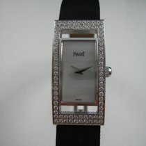 Piaget Limelight White gold 16mm Mother of pearl No numerals United States of America, Texas, Houston