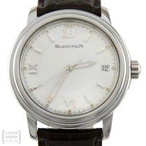 Blancpain Uhr Leman Automatik Edelstahl Ref. 2100