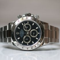 Rolex Daytona black dial full set perfect condition