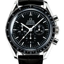 Omega Chronograph 42mm Manual winding 2019 new Speedmaster Professional Moonwatch Black