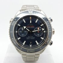 Omega Seamaster Planet Ocean Chronograph Automatic Men's Watch...