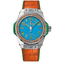 Hublot Big Bang Pop Art Stahl