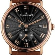 Blancpain Villeret Ultra-Slim new Manual winding Watch only 6606-3630-55b