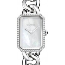 Chanel Première Steel 20mm Mother of pearl