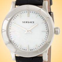 Versace 33mm Quartz new White
