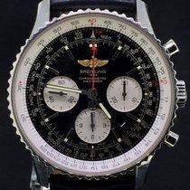 Breitling Navitimer 01 Steel Chronograph Black Dial 42MM MINT